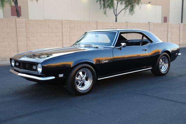 1968 Chevrolet Camaro Phoenix, AZ 6