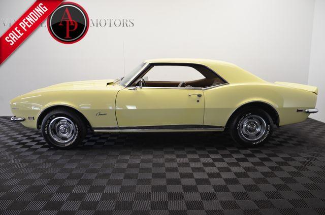 1968 Chevrolet CAMARO V8 AC CONSOLE CAR