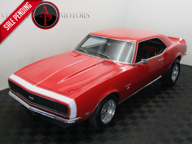 1968 Chevrolet Camaro ROTISSERIE RESTORATION V8 AUTO FRONT DISC PS in Statesville, NC 28677
