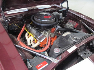 1968 Chevrolet Camaro Z28 Blanchard, Oklahoma 34