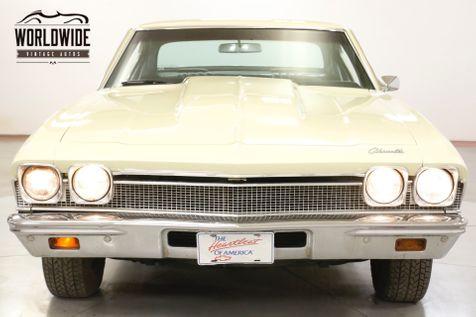 1968 Chevrolet CHEVELLE BUCKET SEATS HARDTOP RALLYE WHEELS NEW PAINT | Denver, CO | Worldwide Vintage Autos in Denver, CO