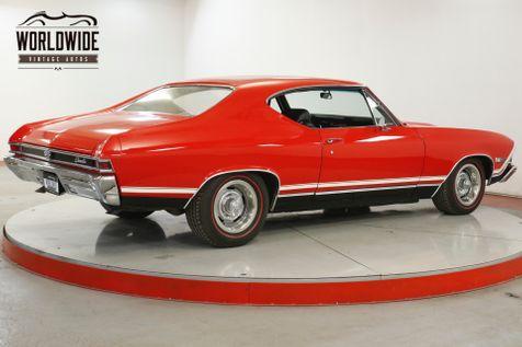 1968 Chevrolet CHEVELLE  396 BIG BLOCK MUNCIE 4SPD VINTAGE  | Denver, CO | Worldwide Vintage Autos in Denver, CO