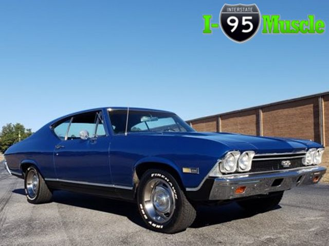 1968 Chevrolet Chevelle SS 396 in Hope Mills, NC 28348