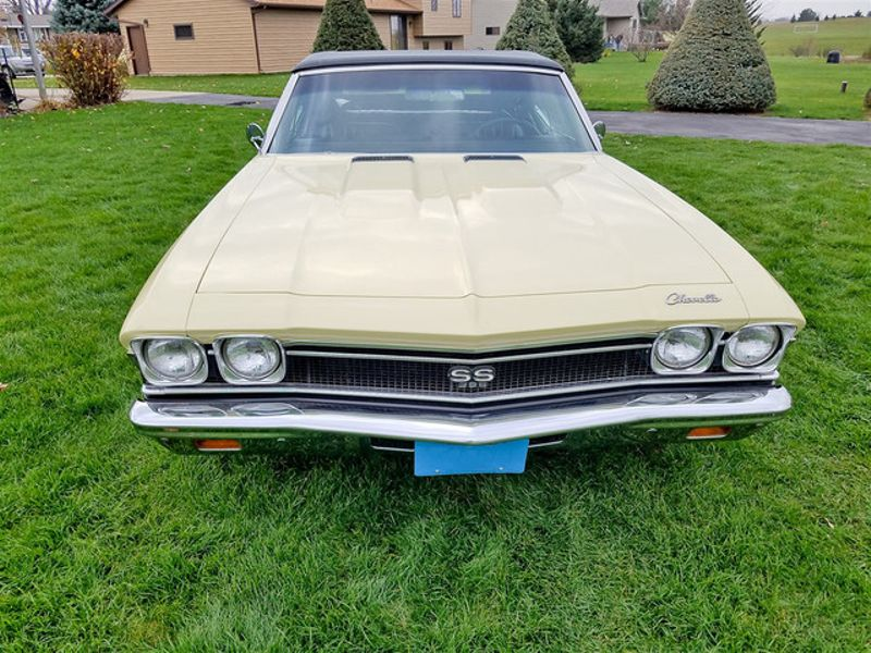 1968 Chevrolet Chevelle SS396 Convertible with AC in Rowlett, Texas