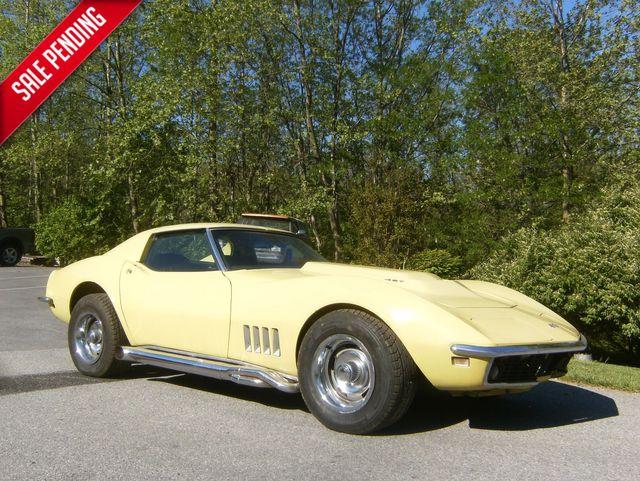 1968 Chevrolet Corvette 427 / 435hp 4-Speed