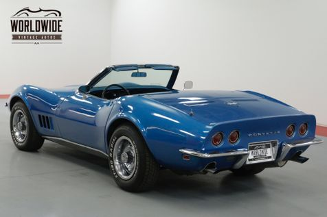 1968 Chevrolet CORVETTE RARE 4 SPEED V8 GREAT COLOR COMBO. MUST SEE  | Denver, CO | Worldwide Vintage Autos in Denver, CO