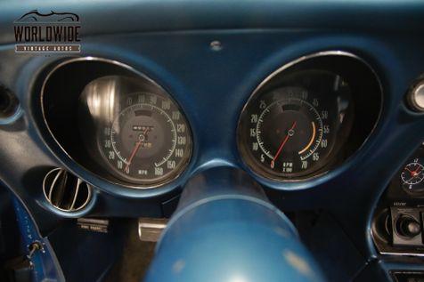 1968 Chevrolet CORVETTE RARE 4 SPEED V8 GREAT COLOR COMBO. MUST SEE  | Denver, CO | Worldwide Vintage Autos in Denver, CO