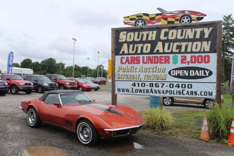 1968 Chevrolet CORVETTE  in Harwood, MD