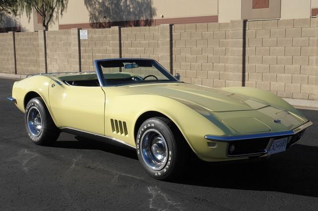 1968 Chevrolet Corvette Phoenix, AZ 0