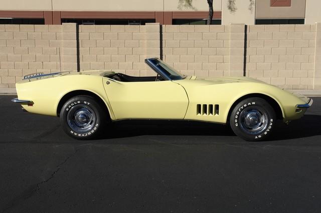 1968 Chevrolet Corvette Phoenix, AZ 2