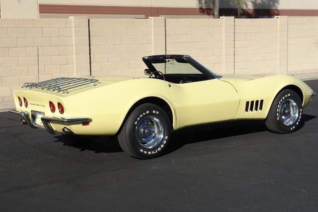 1968 Chevrolet Corvette Phoenix, AZ 4