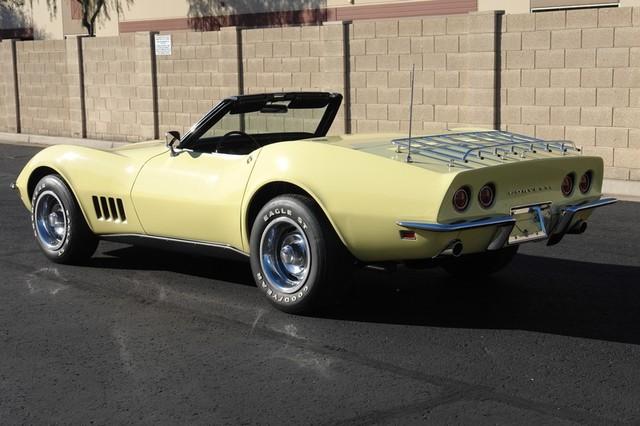 1968 Chevrolet Corvette Phoenix, AZ 6