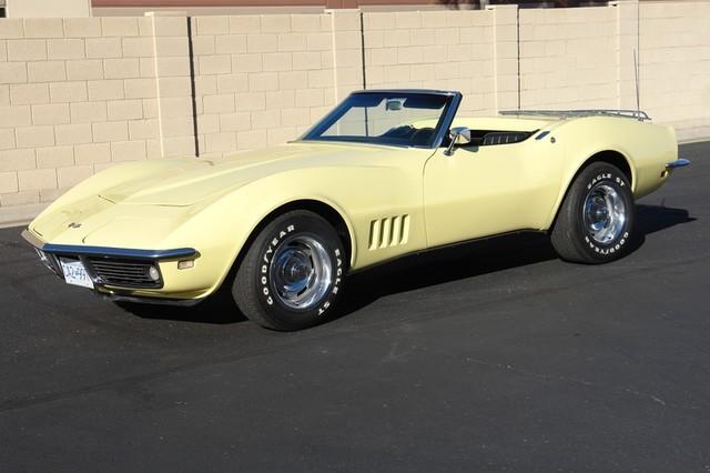 1968 Chevrolet Corvette Phoenix, AZ 10