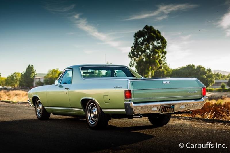 1968 Chevrolet El Camino    Concord, CA   Carbuffs in Concord, CA