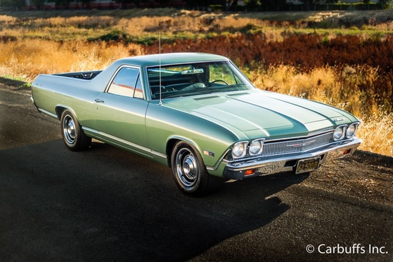 1968 Chevrolet El Camino  | Concord, CA | Carbuffs in Concord, CA