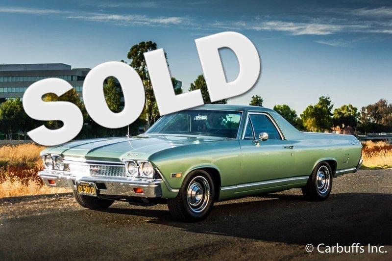 1968 Chevrolet El Camino  | Concord, CA | Carbuffs