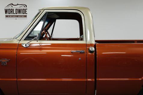 1968 Chevrolet K20 350V8 4-SPEED SHORT BOX RESTORED BEAUTY!  | Denver, CO | Worldwide Vintage Autos in Denver, CO