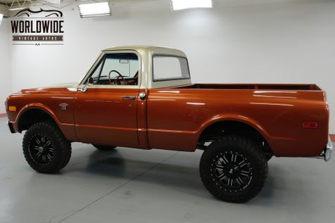 1968 Chevrolet K20 350V8 4-SPEED SHORT BOX RESTORED BEAUTY!  | Denver, CO | Worldwide Vintage Autos in Denver, CO