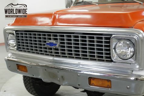 1968 Chevrolet K20  350 FITECH FUEL INJECTION 4SPD FRONT DISC  | Denver, CO | Worldwide Vintage Autos in Denver, CO