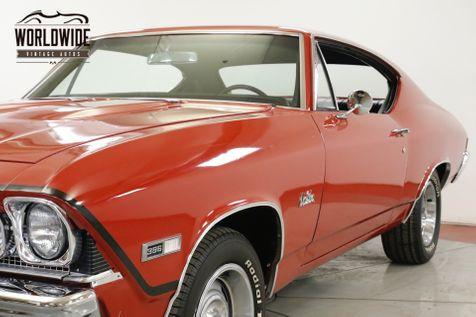 1968 Chevrolet CHEVELLE SS  BIG BLOCK 396 V8 AUTO STAPLE SHIFT PS PB   Denver, CO   Worldwide Vintage Autos in Denver, CO