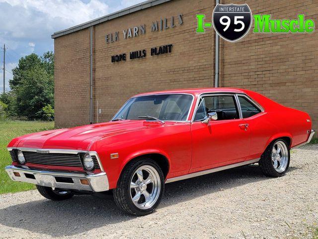 1968 Chevrolet Nova Custom