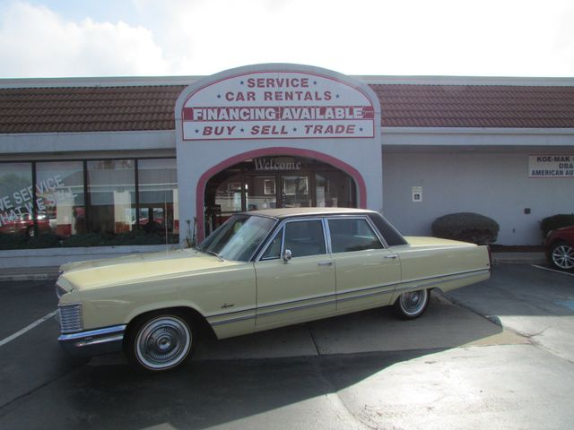 1968 Chrysler IMPERIAL 4 DR. *SOLD