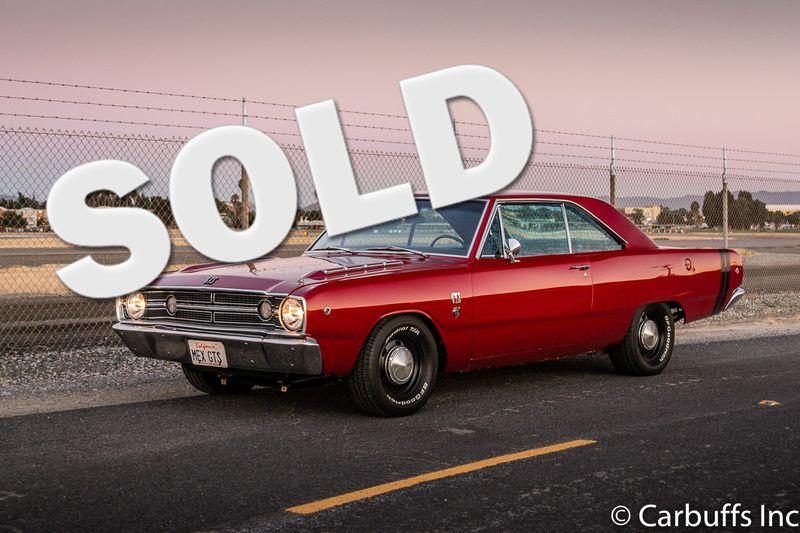 1968 Dodge Dart GTS    Concord, CA   Carbuffs