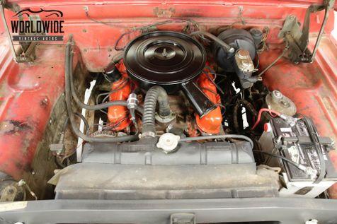 1968 Dodge POWER WAGON 4-SPEED FRESH PAINT AND INTERIOR RARE TRUCK | Denver, CO | Worldwide Vintage Autos in Denver, CO