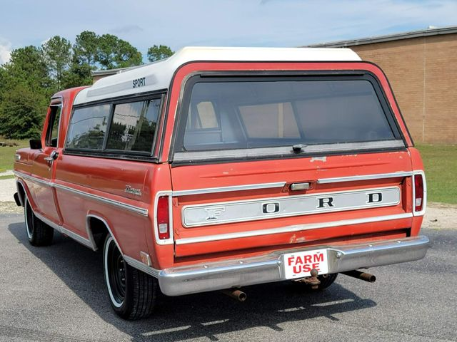1968 Ford F100 Ranger in Hope Mills, NC 28348