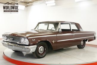 1963 Ford GALAXIE  ROTISSERIE RESTORATION 390 BIG BLOCK CHROME  | Denver, CO | Worldwide Vintage Autos in Denver CO