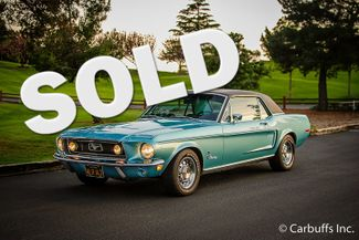1968 Ford Mustang  | Concord, CA | Carbuffs in Concord