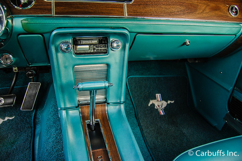 1968 Ford Mustang    Concord, CA   Carbuffs in Concord, CA