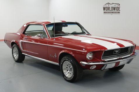 1968 Ford MUSTANG REBUILT 289 ENGINE BORED TO 304 | Denver, CO | Worldwide Vintage Autos in Denver, CO
