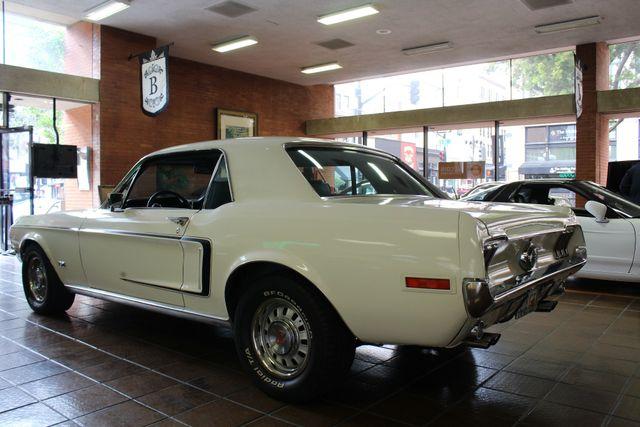 1968 Ford Mustang   GT Clone 302 V8 La Jolla, California 11