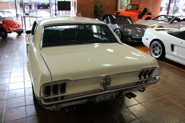 1968 Ford Mustang   GT Clone 302 V8 La Jolla, California 13