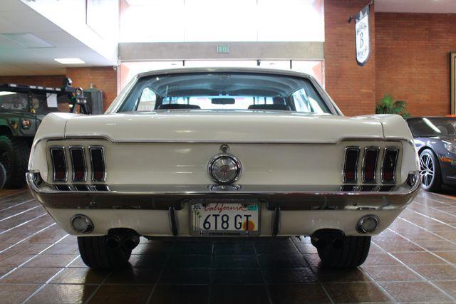 1968 Ford Mustang   GT Clone 302 V8 La Jolla, California 15