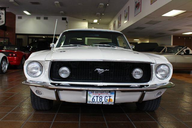 1968 Ford Mustang   GT Clone 302 V8 La Jolla, California 3