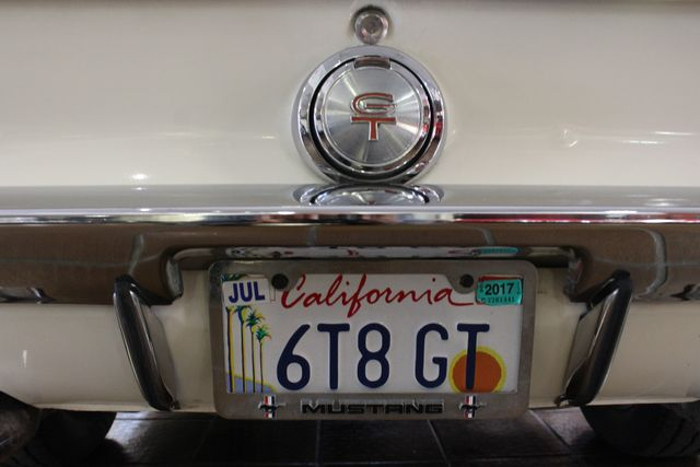 1968 Ford Mustang   GT Clone 302 V8 La Jolla, California 22