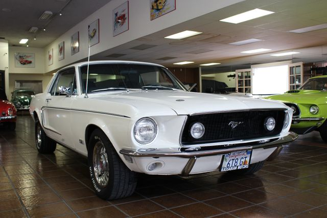1968 Ford Mustang   GT Clone 302 V8 San Diego, California 4