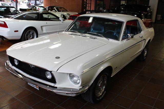 1968 Ford Mustang   GT Clone 302 V8 La Jolla, California 5