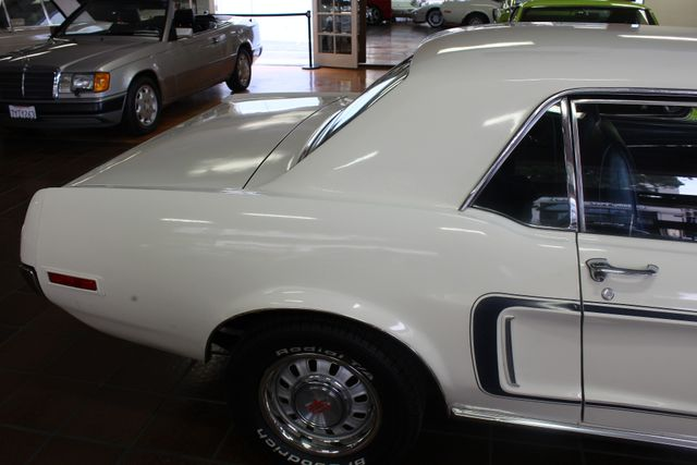 1968 Ford Mustang   GT Clone 302 V8 San Diego, California 45