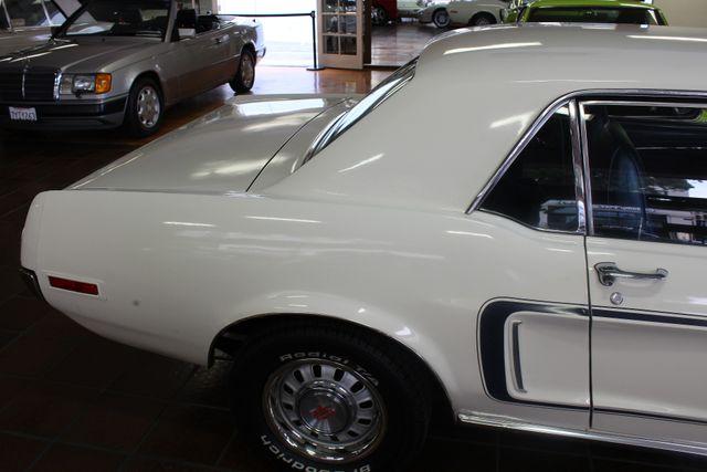 1968 Ford Mustang   GT Clone 302 V8 La Jolla, California 45