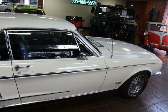 1968 Ford Mustang   GT Clone 302 V8 La Jolla, California 46