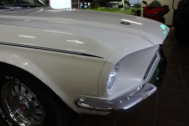 1968 Ford Mustang   GT Clone 302 V8 La Jolla, California 47