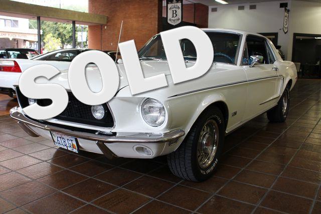 1968 Ford Mustang   GT Clone 302 V8 La Jolla, California 0