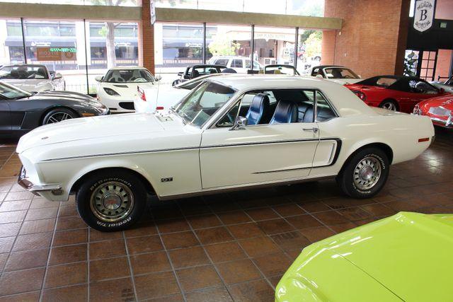1968 Ford Mustang   GT Clone 302 V8 La Jolla, California 7