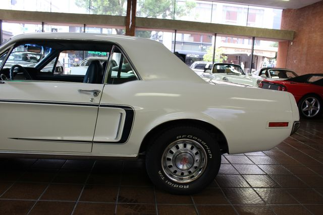 1968 Ford Mustang   GT Clone 302 V8 La Jolla, California 9
