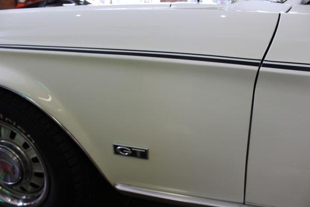 1968 Ford Mustang   GT Clone 302 V8 La Jolla, California 75