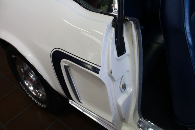 1968 Ford Mustang   GT Clone 302 V8 La Jolla, California 93