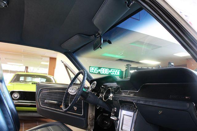 1968 Ford Mustang   GT Clone 302 V8 La Jolla, California 103